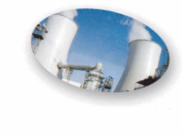 钢铁烟气脱硫厂